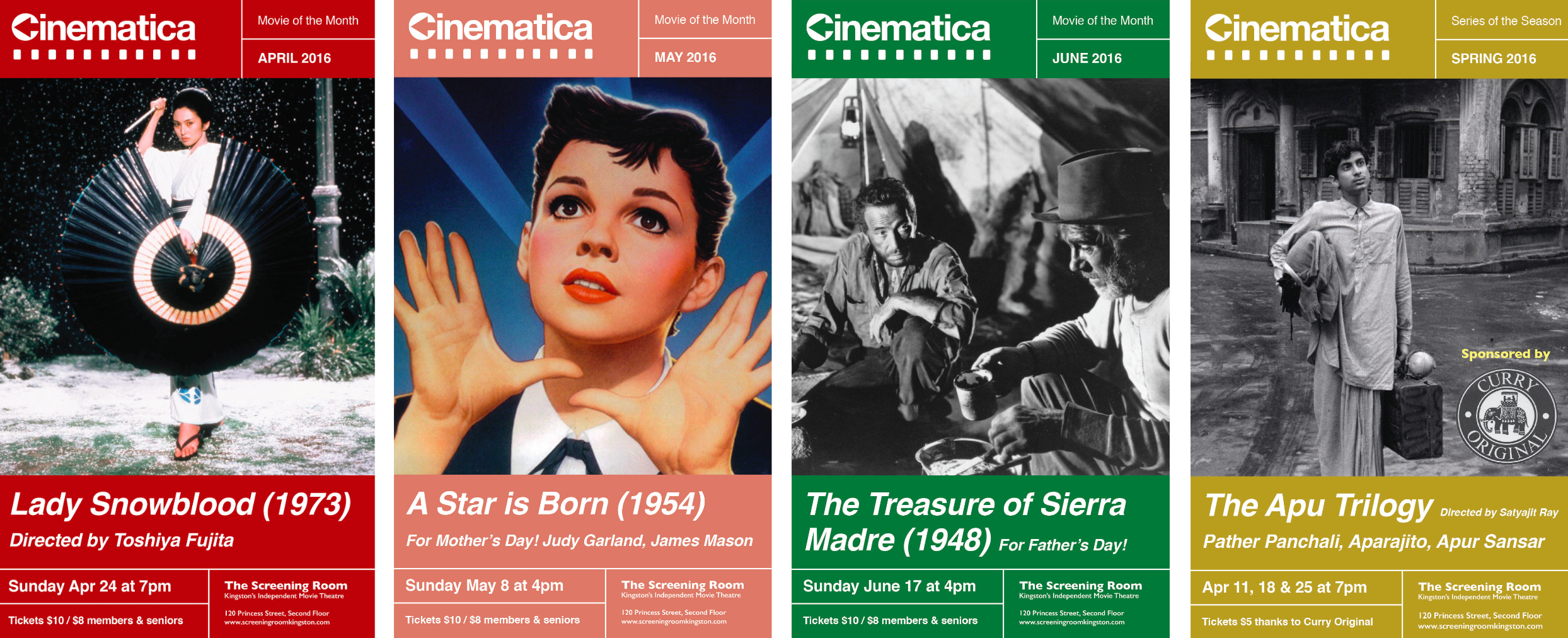 1258211a1ab3 The Cinematica Classic Movie Lineup for Spring 2016!